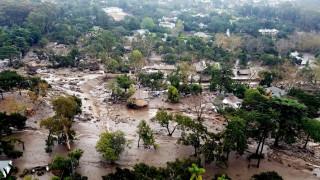 Καλιφόρνια: Στους 20 οι νεκροί από τις κατολισθήσεις λάσπης