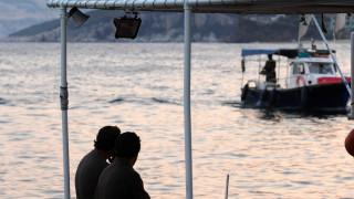 Συνεχίζονται οι έρευνες για τους αγνοούμενους ψαράδες στην Μικρή Βόλβη