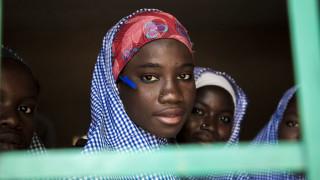 «Δεν θα γυρίσουμε ποτέ πίσω»: Στη δημοσιότητα βίντεο με τα κορίτσια που έχει απαγάγει η Μπόκο Χαράμ