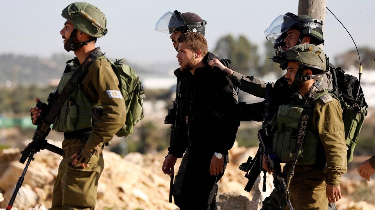 Νεκρός από ισραηλινά πυρά Παλαιστίνιος στη Δυτική Όχθη