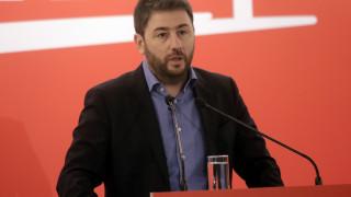 Ανδρουλάκης για πολυνομοσχέδιο: Ολοκληρώνεται η μετάλλαξη του κ. Τσίπρα