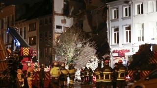 Βέλγιο: Πολλοί τραυματίες από κατάρρευση πολυκατοικίας μετά από έκρηξη στην Αμβέρσα (pics)