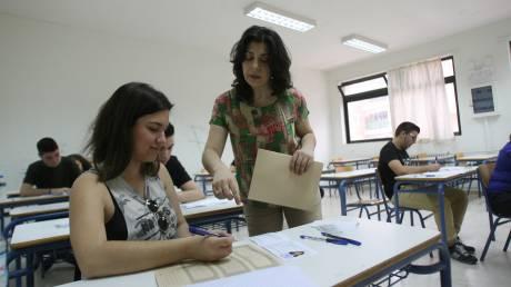 Πανελλαδικές εξετάσεις: Ξεκινούν τη δεύτερη εβδομάδα του Ιουνίου με αλλαγές
