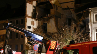 Βέλγιο: Ανασύρθηκαν νεκροί από τα ερείπια της πολυκατοικίας που κατέρρευσε (pics)