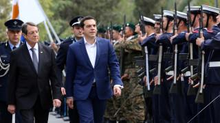 Τσίπρας: Μετά τις εκλογές στην Κύπρο θα ανοίξει νέο «παράθυρο» για την επίλυση Κυπριακού