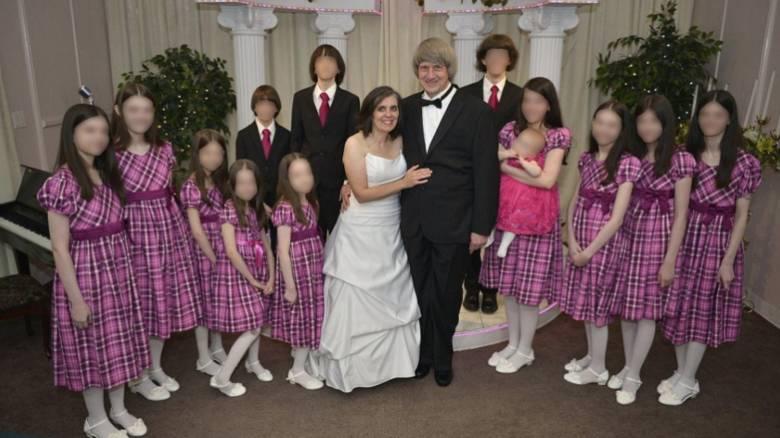 ΗΠΑ: Η ιστορία του ζευγαριού που κρατούσε αιχμάλωτα τα 13 παιδιά του