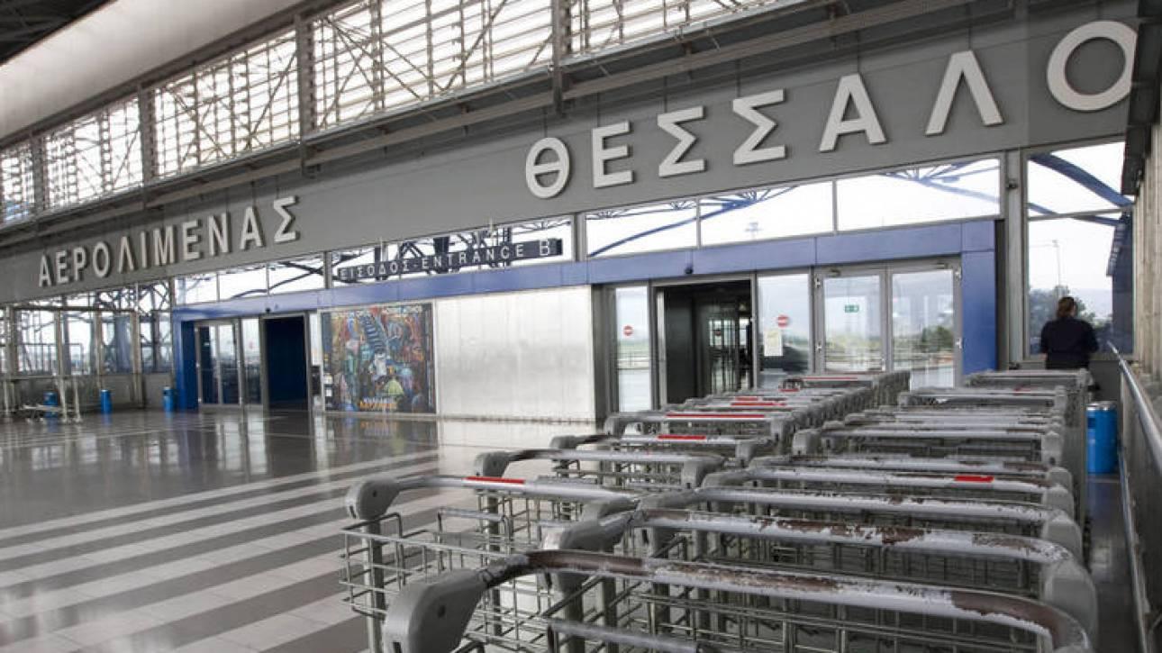 Ομαλοποιείται σταδιακά η κατάσταση στο αεροδρόμιο «Μακεδονία»
