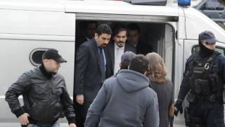 Μηνυτήρια αναφορά για την σύλληψη και κράτηση του Τούρκου στρατιωτικού
