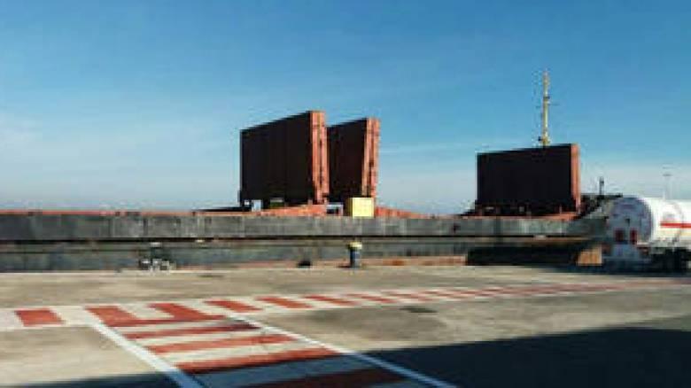 Στο λιμεναρχείο Πειραιά παρουσιάστηκε ο εκπρόσωπος της εταιρείας του πλοίου «Ανδρομέδα»
