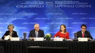 Σύνοδος Βανκούβερ: Οι πιέσεις στη Βόρεια Κορέα πρέπει να συνεχιστούν