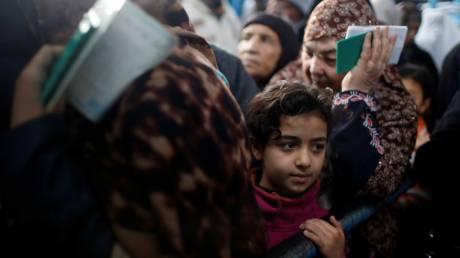Οι ΗΠΑ «ψαλίδισαν» την οικονομική βοήθεια προς τους Παλαιστίνιους