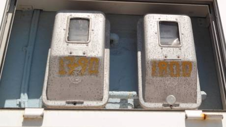 Τα ακίνητα που δεν ηλεκτροδοτούνται απαλλάσσονται από τα δημοτικά τέλη