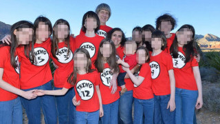 Οικογένεια Τέρπιν: Η φρικιαστική πραγματικότητα που έκρυβαν οι φωτογραφίες ευτυχίας