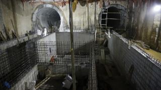 Μετρό Θεσσαλονίκης: Στον σταθμό «Καλαμαριά» φτάνει ο μετροπόντικας