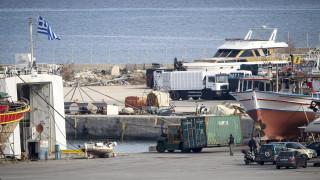 Στο λιμάνι Θεσσαλονίκης μεταφέρονται οι 410 τόνοι εκρηκτικών του πλοίου «Ανδρομέδα»