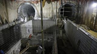 Στον σταθμό «Καλαμαριά» φτάνει ο μετροπόντικας του Μετρό Θεσσαλονίκης