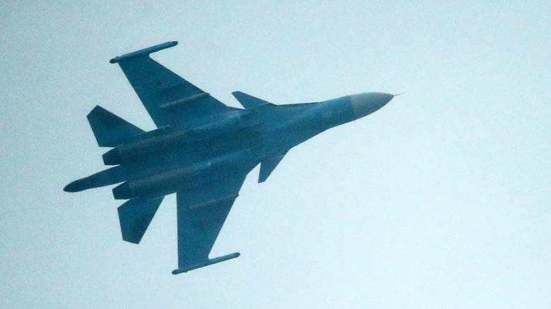 Βομβαρδιστικά προσγειώθηκαν σε αυτοκινητόδρομο της Ρωσίας