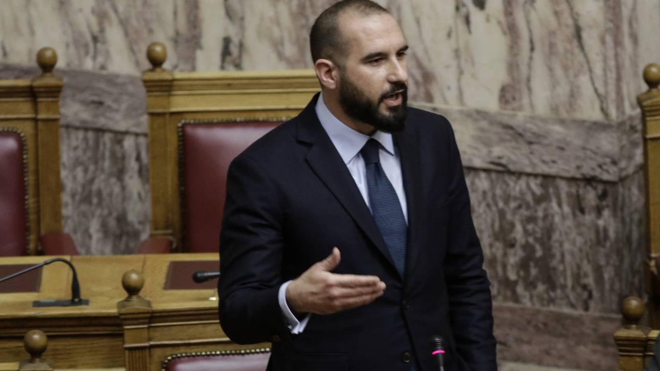 Εξηγήσεις από τη ΝΔ για την καταψήφιση του άρθρου για τις αποζημιώσεις ζητά ο Τζανακόπουλος