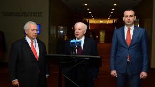 Πρέσβης πΓΔΜ: Οι προτάσεις Νίμιτς απέχουν από μια αξιοπρεπή λύση