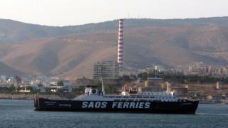 Πειραιάς: Ακυβέρνητο πλοίο έξω από το λιμάνι-Παρασύρθηκε από τους ισχυρούς ανέμους