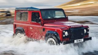 To κλασικό Defender επιμένει με συλλεκτική έκδοση 190.000 ευρώ για την 70η επέτειο της Land Rover