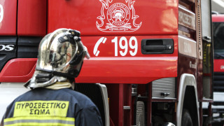 Νεκρός από φωτιά σε διαμέρισμα στην περιοχή Ελληνορώσων