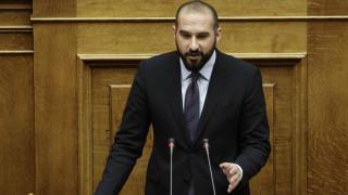 Δ. Τζανακόπουλος: Η κυβέρνηση επιδιώκει λύση στο ονοματολογικό που δεν θα θίγει τα εθνικά συμφέροντα