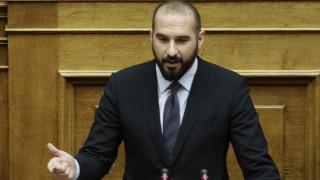 Τζανακόπουλος για πΓΔΜ: Μητσοτάκης και Σπυράκη έχουν πνιγεί στις αντιφάσεις της ΝΔ