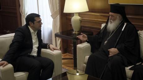Αρχιεπίσκοπος Ιερώνυμος: Εθνική συναίνεση, όχι συλλαλητήρια και φωνές
