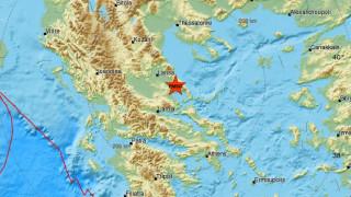 Σεισμός 3,9 Ρίχτερ αναστάτωσε το Βόλο