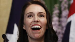 Τζασίντα Άρντερν: Έγκυος στο πρώτο της παιδί η πρωθυπουργός της Νέας Ζηλανδίας