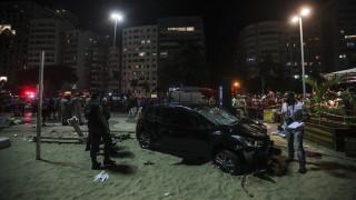 Οδηγός έχασε τον έλεγχο και σκότωσε ένα μωρό στη Βραζιλία - 17 ενήλικες τραυματίες