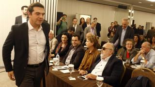 Για εις βάθος συζήτηση με το κόμμα ο Αλέξης Τσίπρας στην ΚΕ του ΣΥΡΙΖΑ