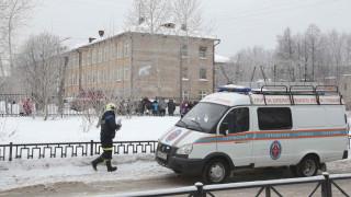 Ρωσία: Έφηβος επιτέθηκε με τσεκούρι και μολότοφ σε σχολείο - Αναφορές για τραυματίες