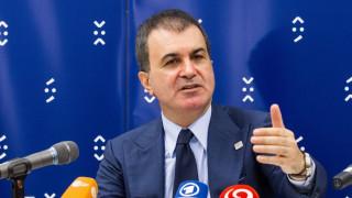 Τελεσίγραφο Τσελίκ στην ΕΕ: Πλήρης ένταξη της Τουρκίας ή τέλος στη συμφωνία για το προσφυγικό