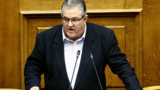 Κουτσούμπας: Η κυβέρνηση προχωρά για την επίλυση του ονόματος υπό την πίεση του ΝΑΤΟ