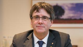 Πουτζντεμόν: Μπορώ να διοικήσω την Καταλονία από το Βέλγιο