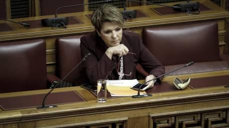 Γεροβασίλη: Θέλουμε να απαλλαγούμε οριστικά από την κακοδιοίκηση και τη διαπλοκή