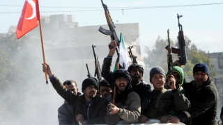 Συρία: Νέα πλήγματα του τουρκικού στρατού κατά κουρδικών στόχων (pics)