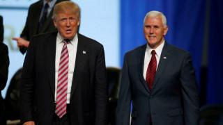 «Πυρά» Τραμπ και Πενς κατά Δημοκρατικών για την αναστολή λειτουργείας των ομοσπονδιακών υπηρεσιών