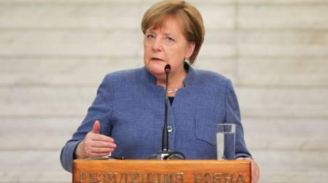 Αισιόδοξη η Μέρκελ πως το SPD θα εγκρίνει την έναρξη συνομιλιών για σχηματισμό κυβέρνησης