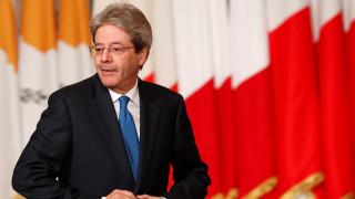 Τζεντιλόνι: Θα είμαι υποψήφιος στη Ρώμη