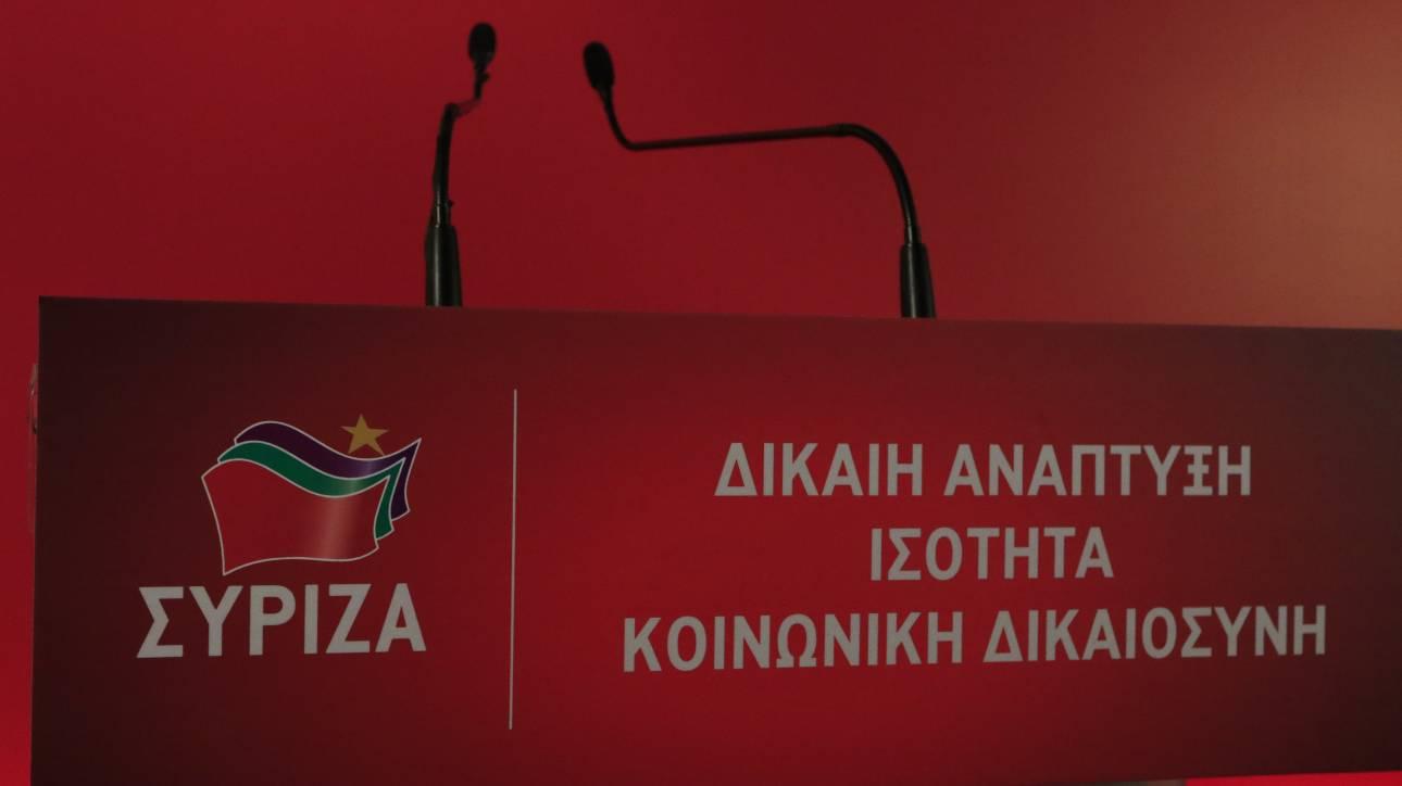ΚΕ ΣΥΡΙΖΑ: Υπερψηφίστηκε η εισήγηση της Πολιτικής Γραμματείας