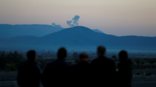 Η Τουρκία σφυροκοπά τη συριακή πόλη Αφρίν