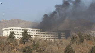 Επίθεση Καμπούλ: Οι Ταλιμπάν ανέλαβαν την ευθύνη του αιματηρού χτυπήματος