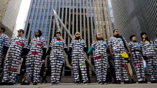 «Το μέλλον είναι γένους θηλυκού»: Μαζικό «παρών» στην Πορεία των Γυναικών