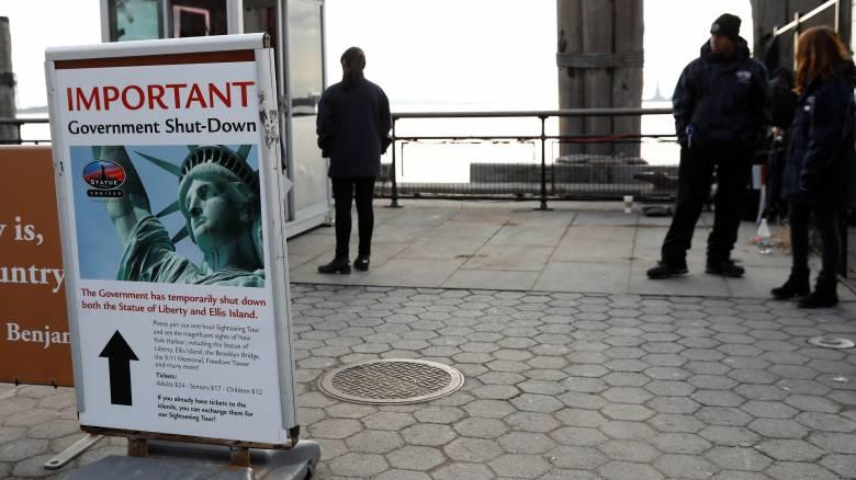 Γλιτώνει το «λουκέτο» το Άγαλμα της Ελευθερίας