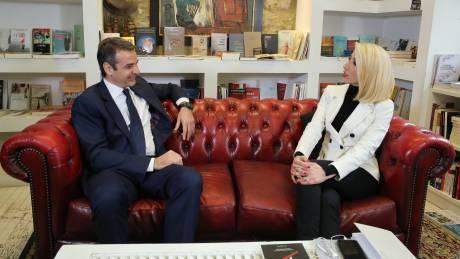Κ. Μητσοτάκης στο CNN Greece: Η προσέγγιση της κυβέρνησης σε θέματα ασφάλειας είναι μειοψηφική