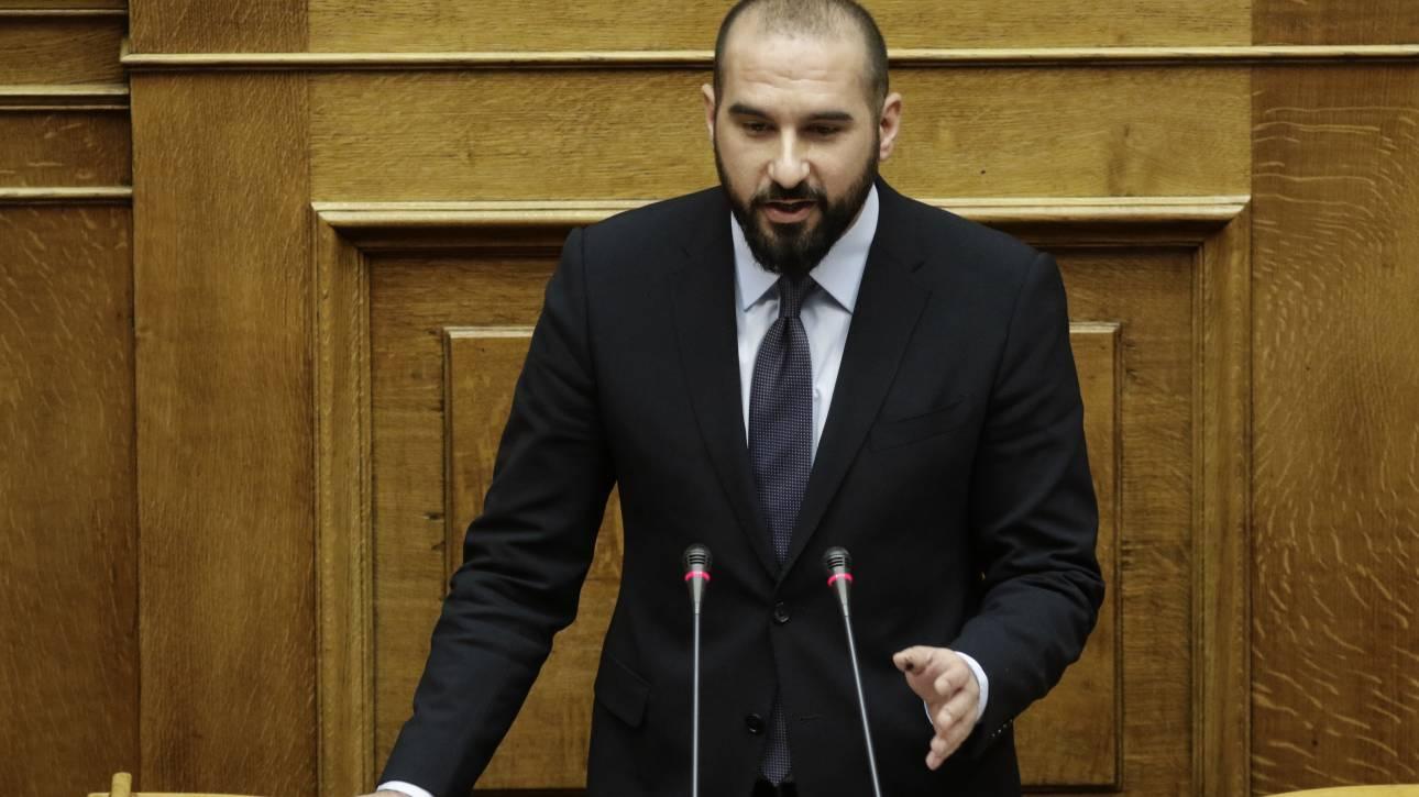 Τζανακόπουλος: Θα αποδεχτεί ο κ. Μητσοτάκης μια λύση σύνθετης ονομασίας;