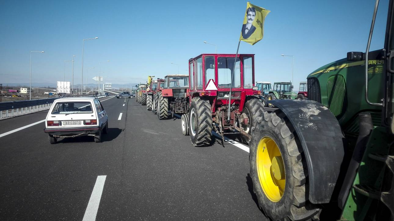 Έστησαν το πρώτο μπλόκο οι αγρότες της Καρδίτσας - Κυκλοφοριακές ρυθμίσεις